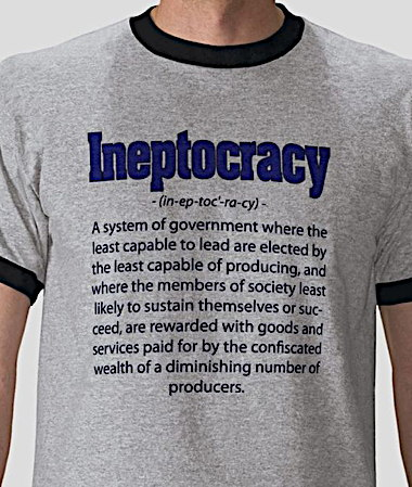 ineptocracy