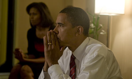obama watching