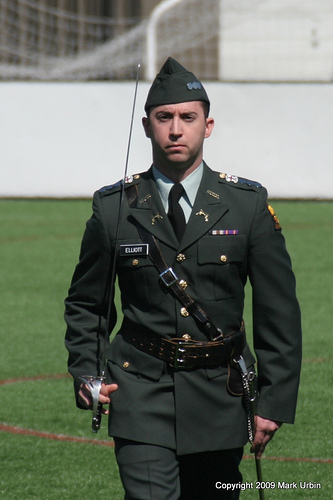 Army Rotc Class B Uniform 40